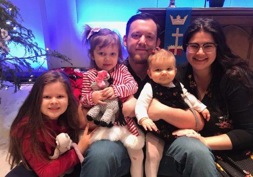 Bethany and family