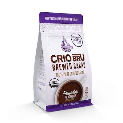 Crio Bru gift idea for mamas