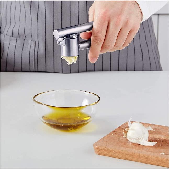 IKEA garlic press