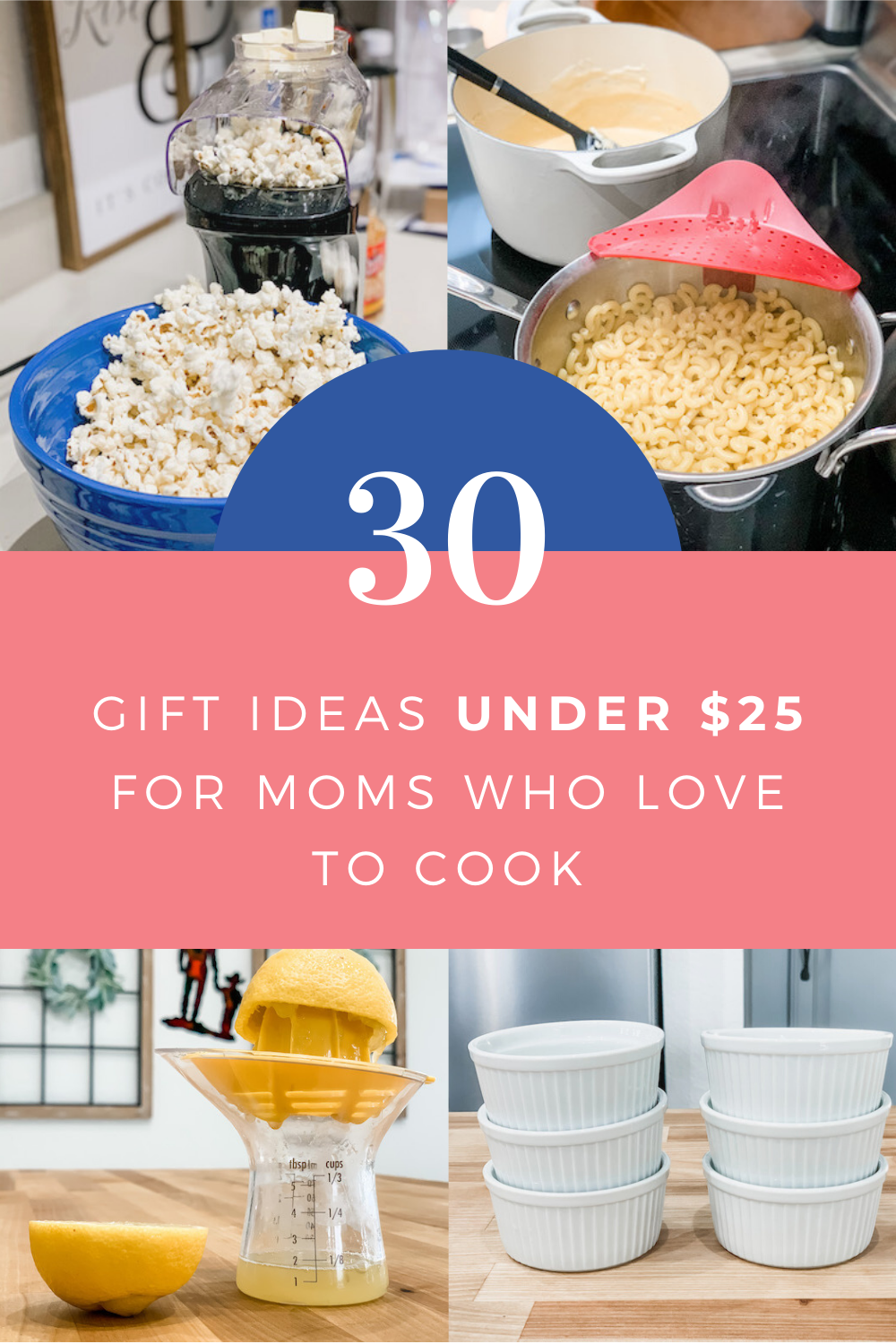 30 Kitchen Gift Ideas for Mom