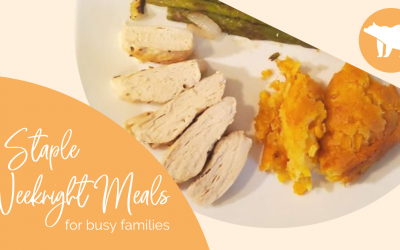 5 Staple Weeknight Meals Our Busy Family Relies On