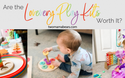 Are the Lovevery Play Kits Worth It?