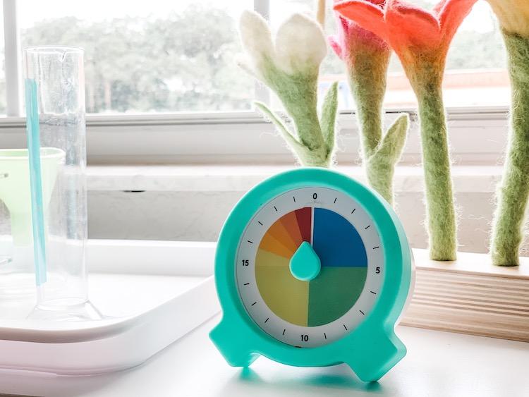 Clock from Lovevery