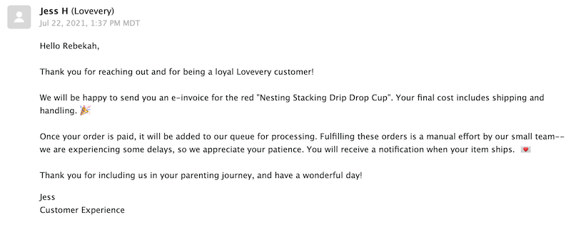 lovevery will replace broken toy parts