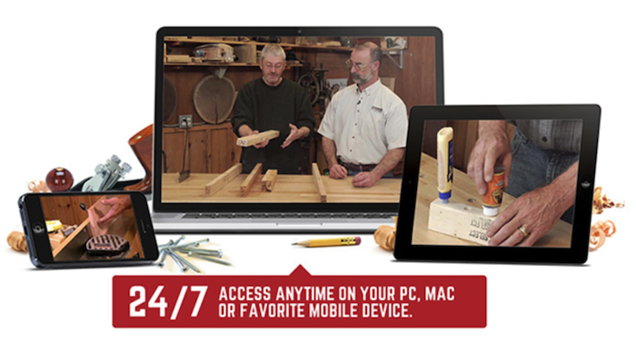 woodworkers guild of america gift idea for dads husbands