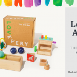 Lovevery Amazon Dupes: The Thinker Play Kit for 11-12 Months