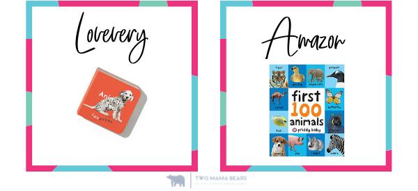 lovevery vs amazon animals book