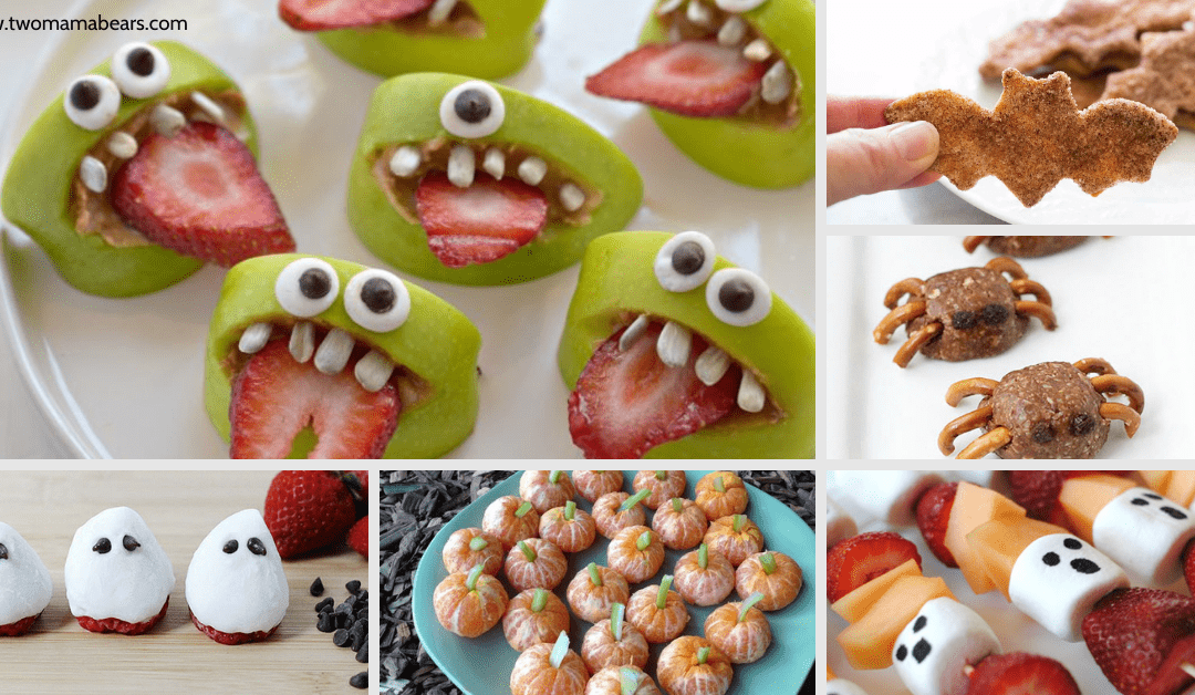 12 Healthy(ish) Halloween Treats Your Toddler Will Love