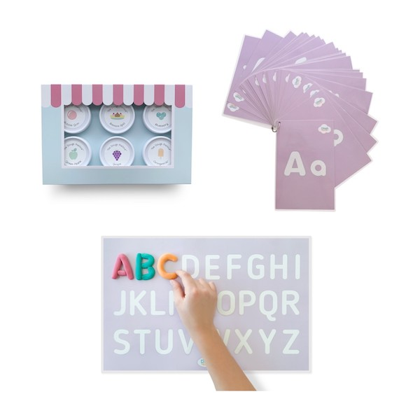 alphadough learning bundle