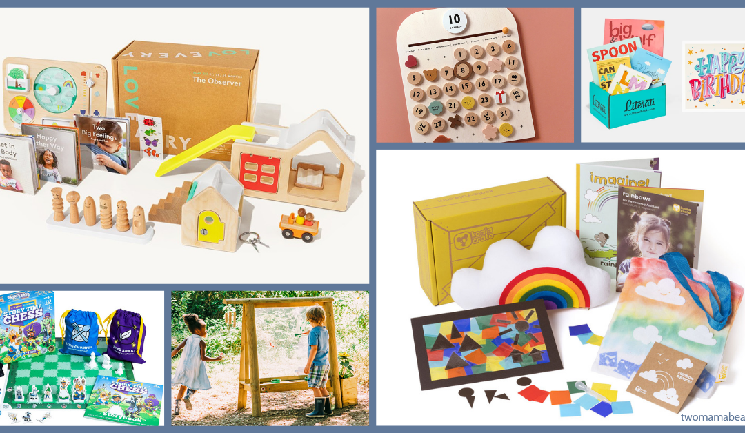 Best Educational Toys & Gift Ideas for 3-Year-Olds