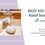 The BEST DIY Foaming Hand Soap Recipe with Essential Oils (Pumpkin Spice Included!)
